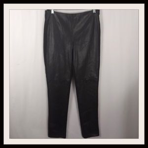 TWO  FAUX LEGGINGS by VINCE CAMUTO
